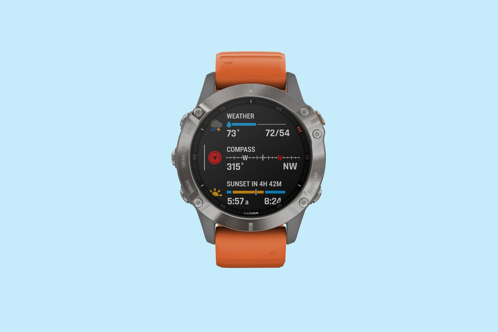 Garmin Fenix 6 hands-on review: still one of the best   WIRED UK