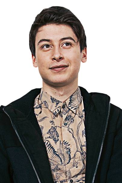 Nick D'Aloisio is the creator of Summly