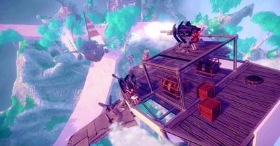 Worlds Adrift, the first game built on SpatialOS