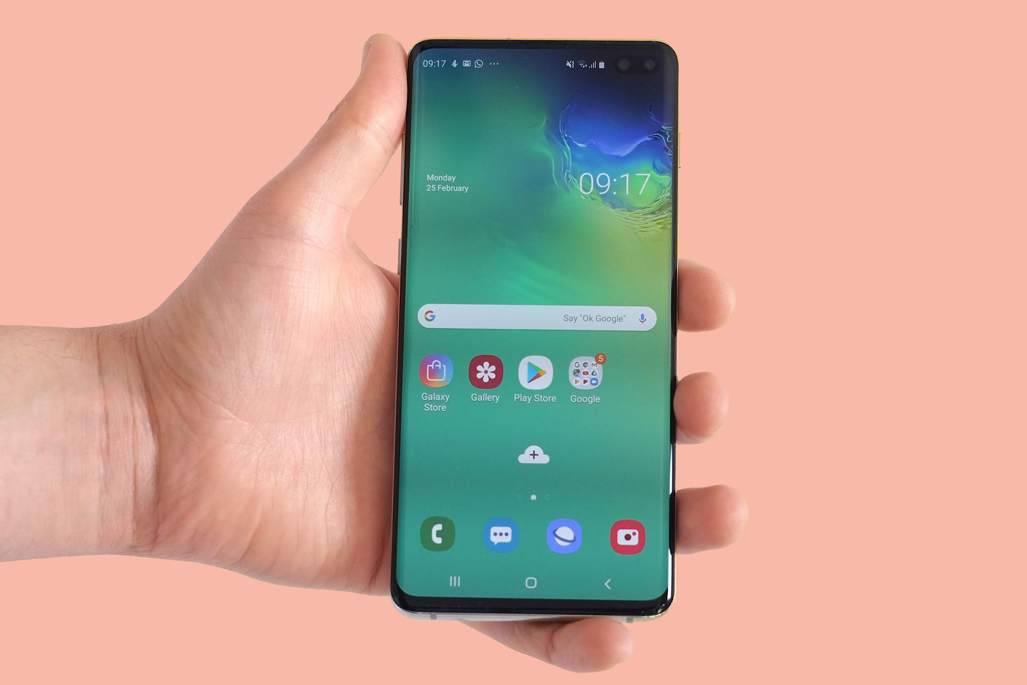 Samsung Galaxy S10+ review | WIRED UK