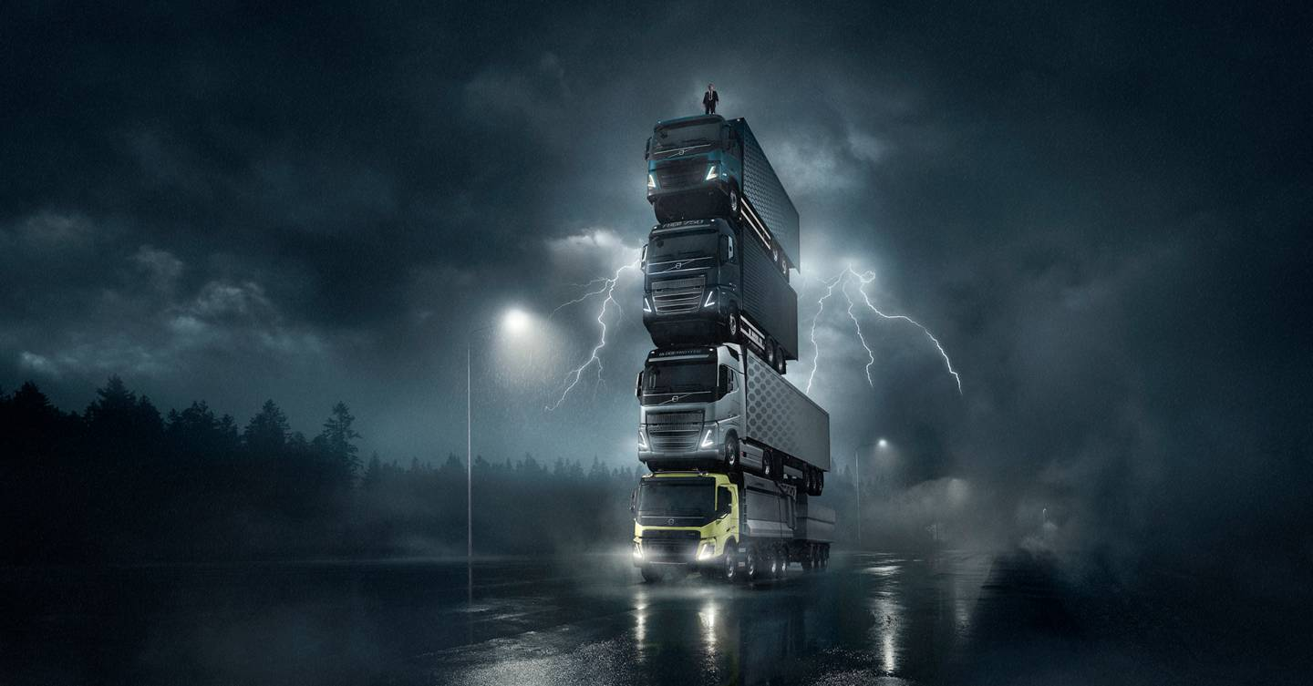 We're on the brink of a truck driver crisis – Volvo has a plan to solve it