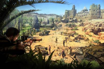 Sniper Elite 3