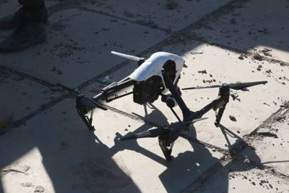 The Ministry of Interior's drones, obtained from toy stores like Abu Abdullah's, lack the endurance and range of the Shia militias' advanced Iranian-made drones. Al-Mayali's can only fly for forty minutes