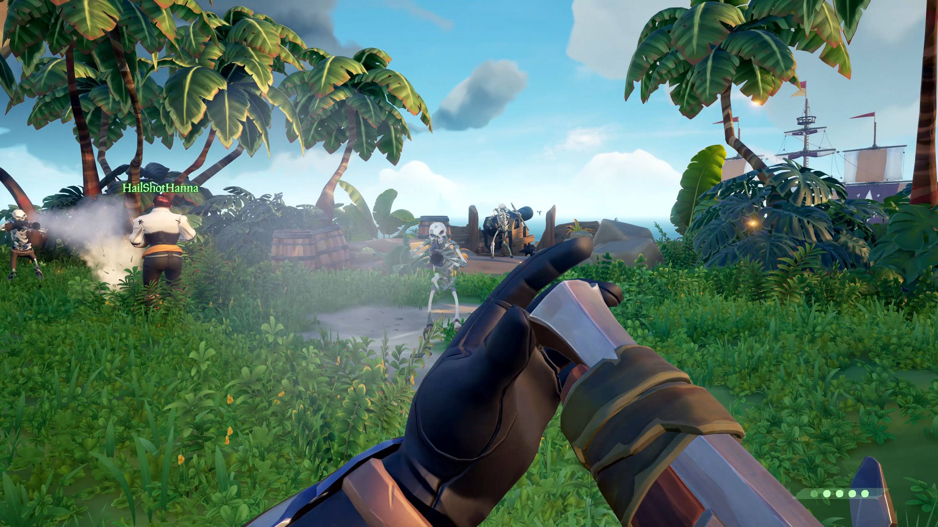 Sea of Thieves hands on: playing with randoms will make you
