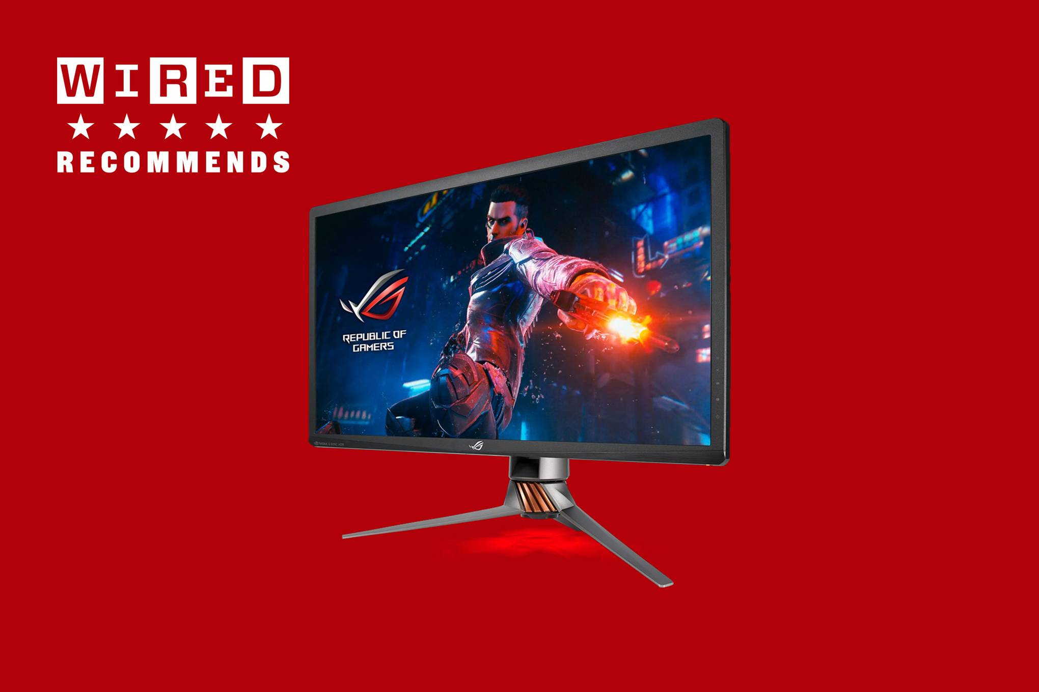 The best gaming monitors you can buy right now | WIRED UK