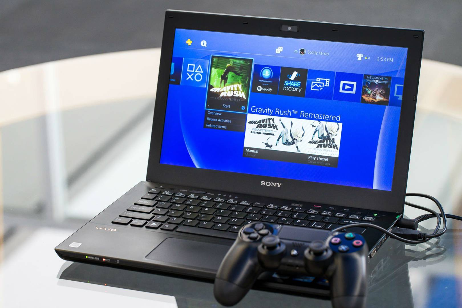 Remote Play: You can now play PS4 games PC and Mac | WIRED UK