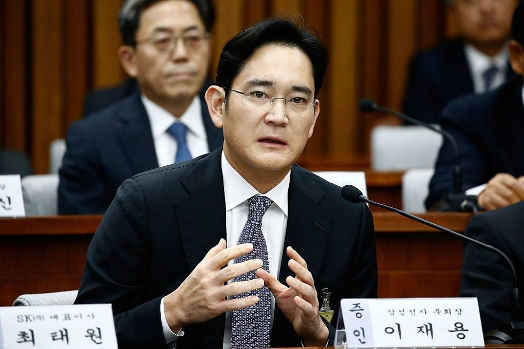South Korea's bribery scandal could give Samsung another troubled