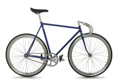 Low-profile track bike:Lee Cooper LoPro