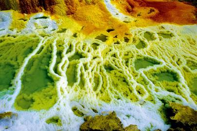 Ethiopia's Dallol Salt Dome Could Reveal How Life First Formed On Earth