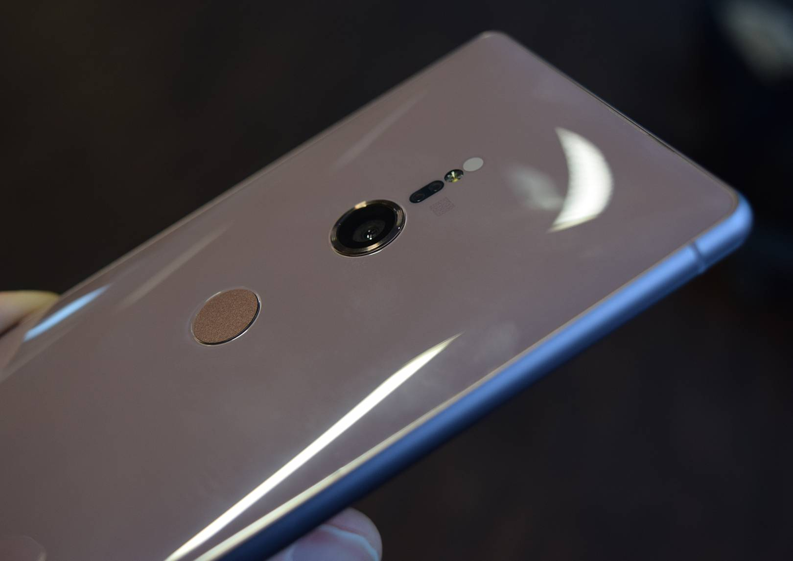 Sony Xperia XZ2 hands-on: a lacklustre flagship with few thrills