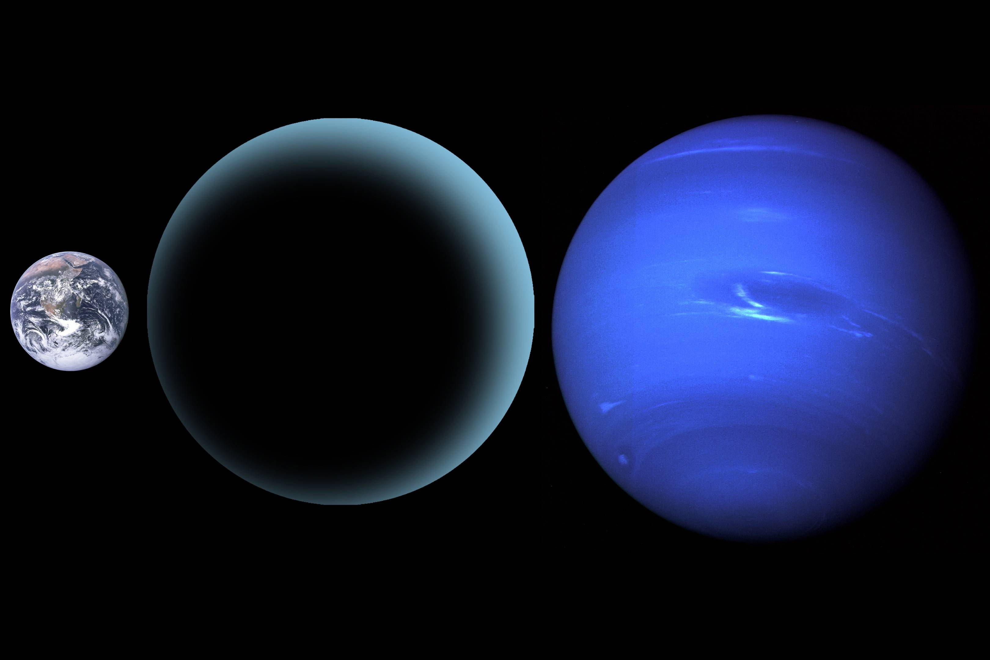The ninth planet of the solar system