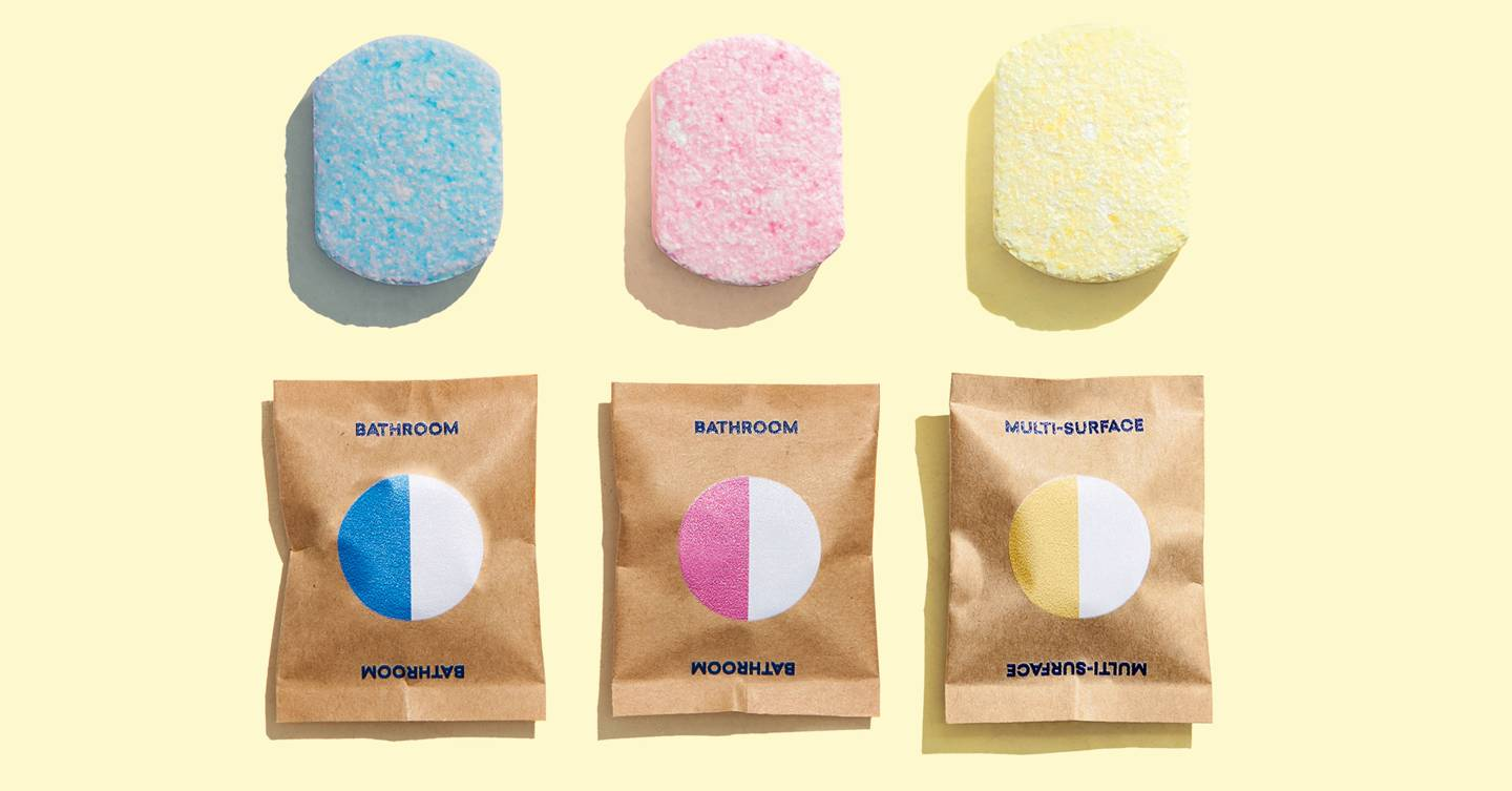 Ditch the plastic in your life with some ingenious pill power
