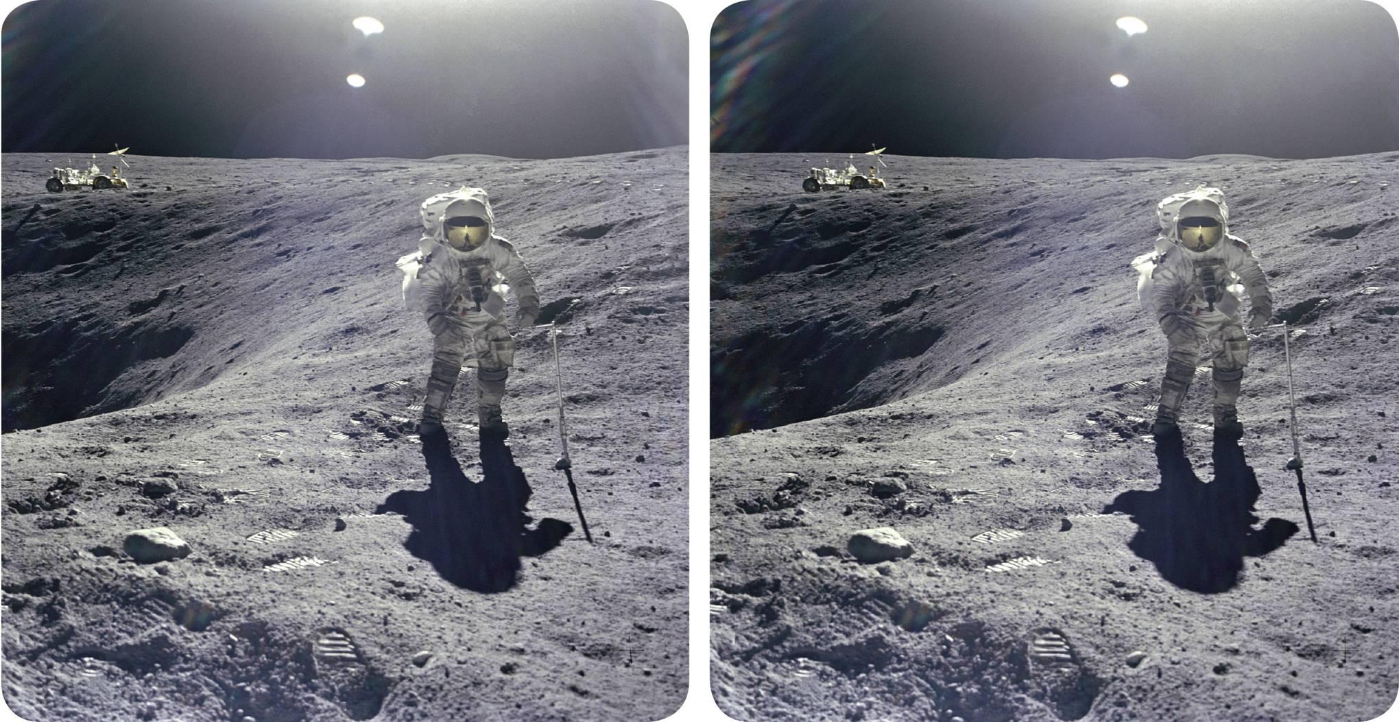 A risky moonshot