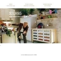 Ikea Dream Kitchen, 2005