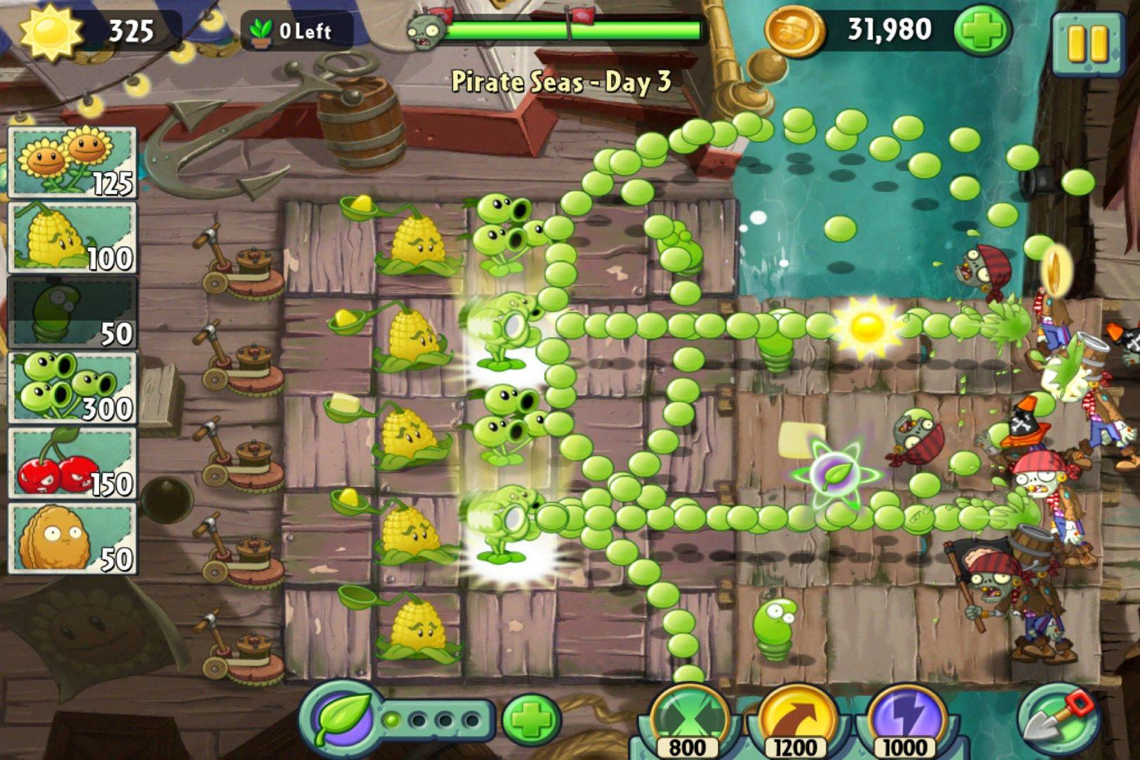 Plants vs  Zombies 2 review: it's about in-app payments