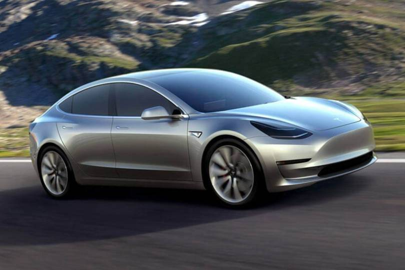 Tesla model 3 uk price