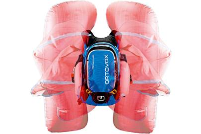 Air Bag/Safety Sack -- Ortovox FreeridER 26 ABS