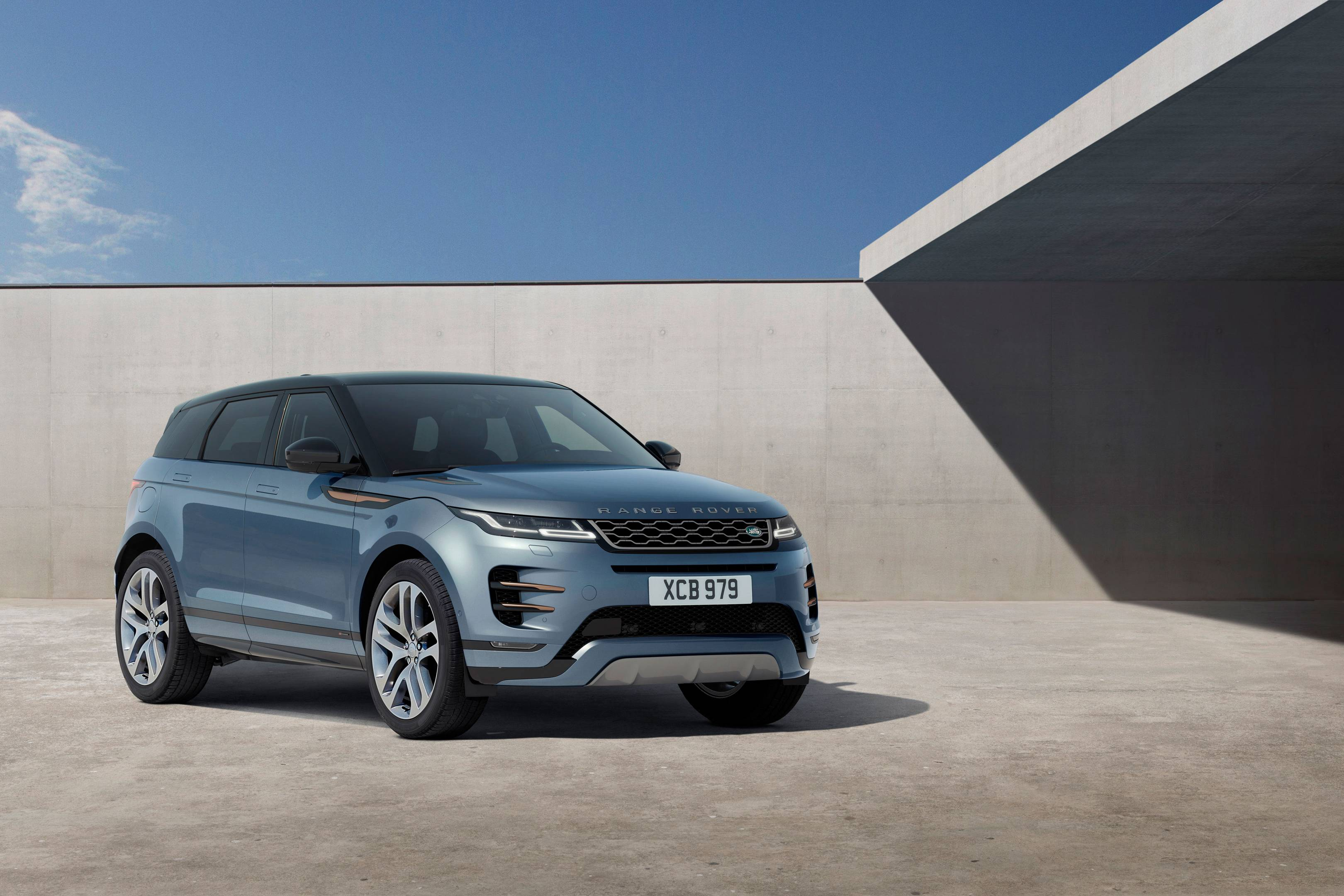 The New Range Rover Evoque Is A Hybrid Suv With Difference