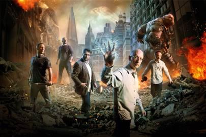 Kevin Jenkins / Jon Collins / Simon Whalley / William Sargent / Tim Webber