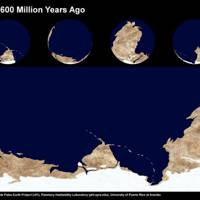 Earth 600 Million Years Ago