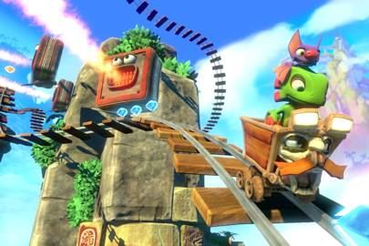 Yooka-Laylee multiplayer modes unveiled in new gameplay trailer