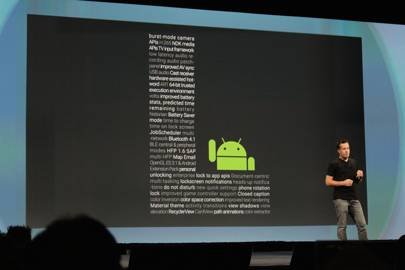 We play spot-the-feature with Android's upcoming L release
