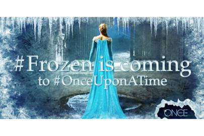 Frozen's Elsa is making her live action debut later in 2014