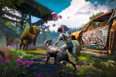 Far Cry New Dawn shows why more games need to recycle open worlds