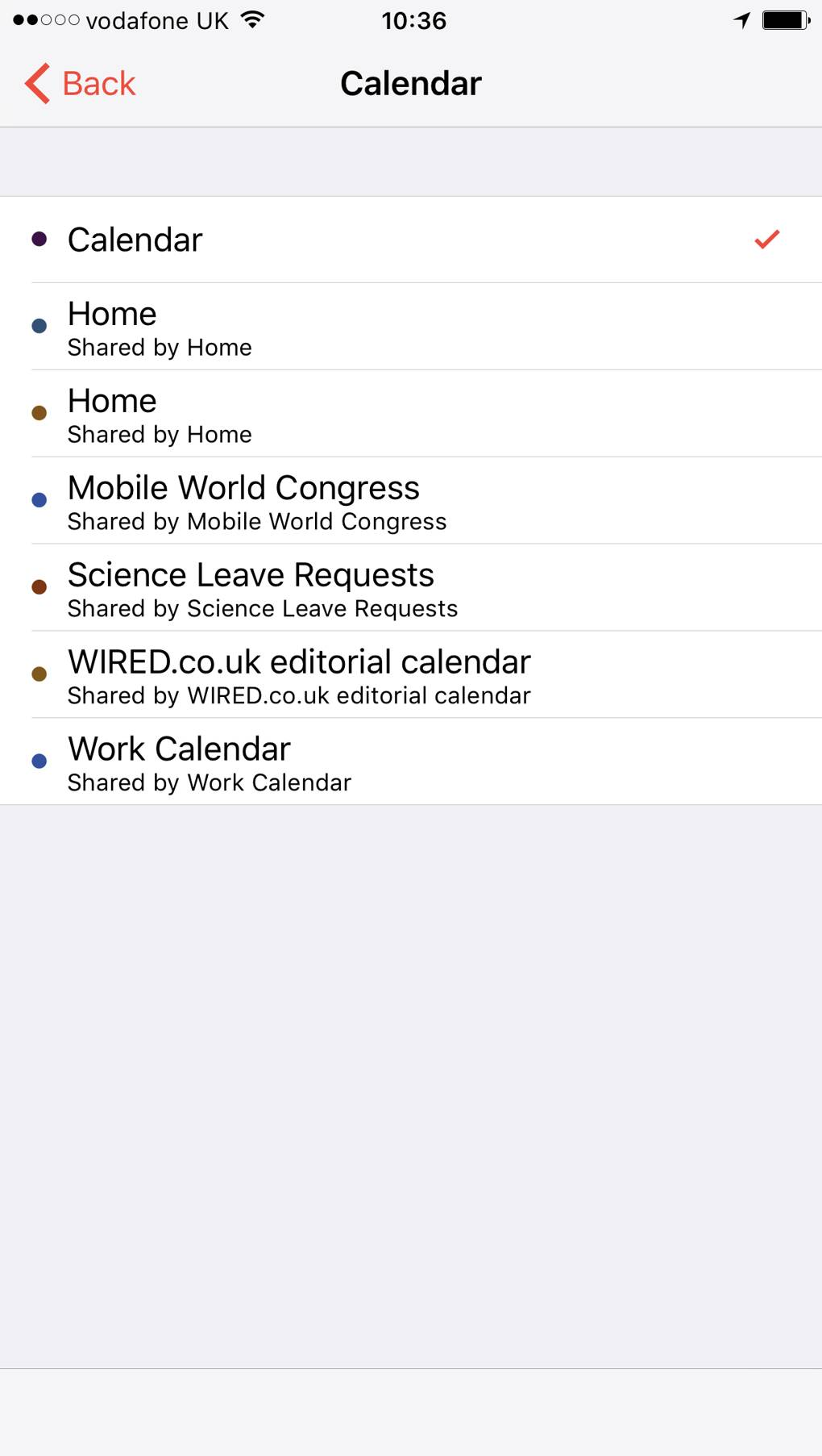 How to get rid of calendar spam on iPhone | WIRED UK