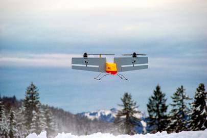 DHL's latest Parcelcopter