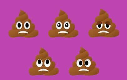 People Are Getting Really Angry About The Frowning Poop Emoji Wired Uk