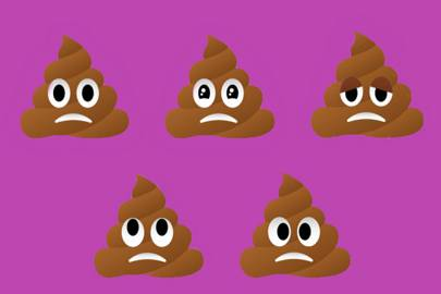 People are getting really angry about the frowning poop emoji | WIRED UK