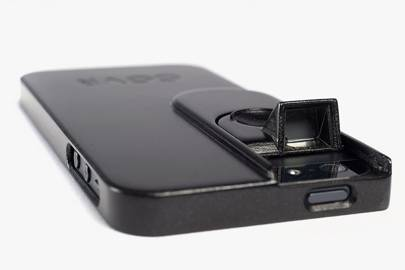 Prism iPhone case lets you take spy photos