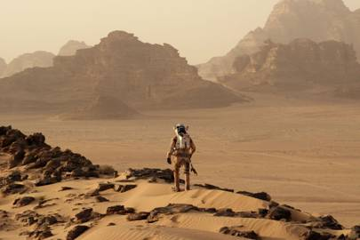 Review: 'The Martian' is just the movie space travel needs