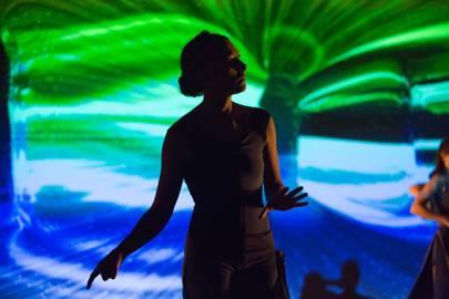 Hidden Fields: Version 1 (2012) and Version 2 (2013-2015) Choreographed by Laura Kriefman