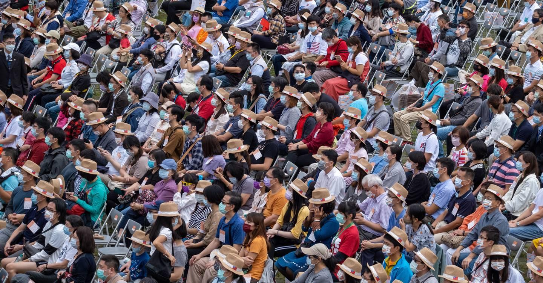 How Taiwan beat Covid-19