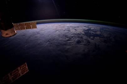 Tim Peake: ISS completes 100,000 orbit