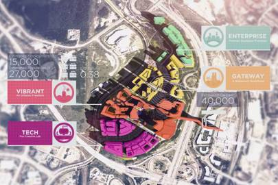 The planned town, which officially opened in 1997, is now trying to remodel itself as a testbed for smart city innovation