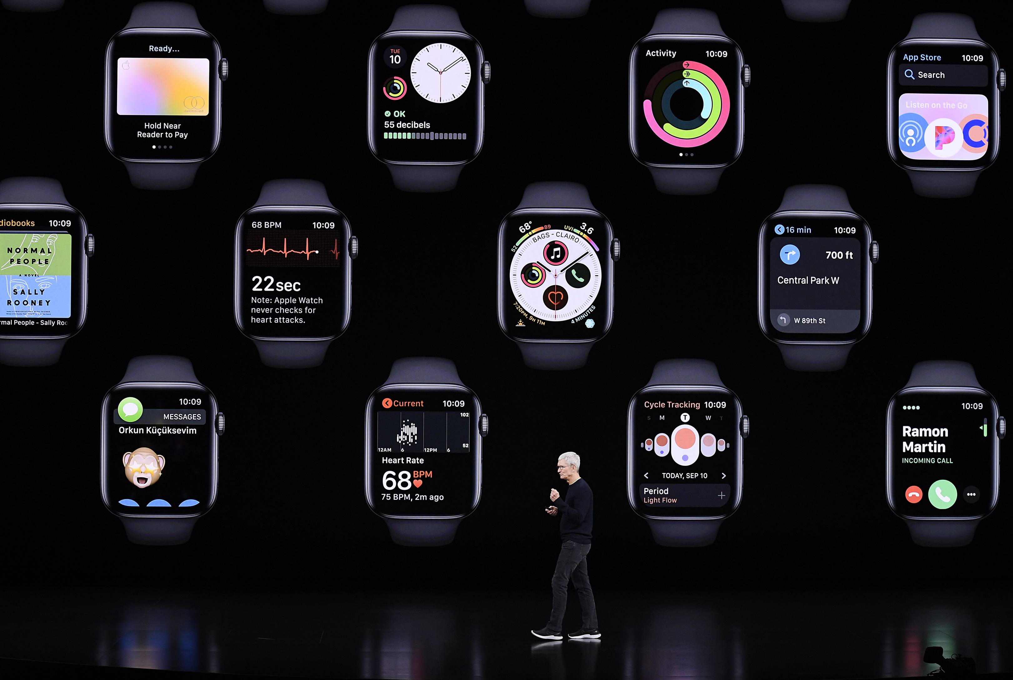 11 interesting things we learned from Apple's iPhone launch event