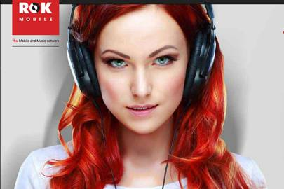 Rok Mobile's music streaming SIM costs £25 per month