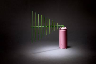Big Ideas: Spray Wi-Fi hotspots on to everything
