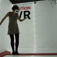Walking the plank with the Oculus Rift Vertigo Simulator