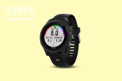 Running watch: Garmin Forerunner 935