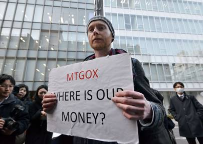The failure of Tokyo-based bitcoin exchange MtGox led many to question the cryptocurrency's future
