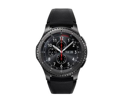 The Samsung Gear S3 Frontier