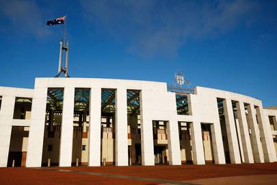 Australia's Parliament House