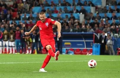 英格兰世界杯点球成功背后的体育心理