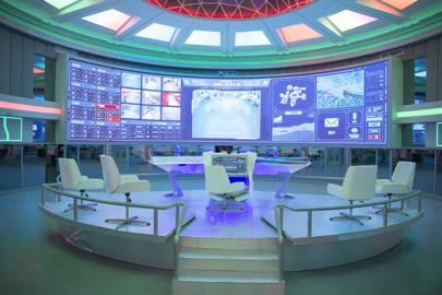 Inside Mars Base One, China's latest reality TV craze