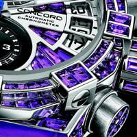 Blingest watch: Concord C1