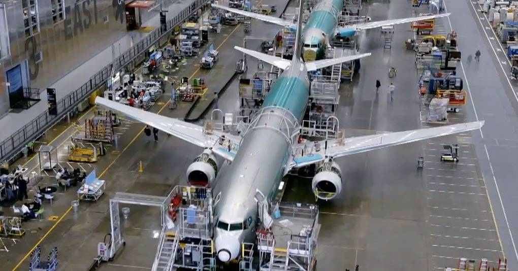 How Boeing builds a 737 in just nine days   WIRED UK